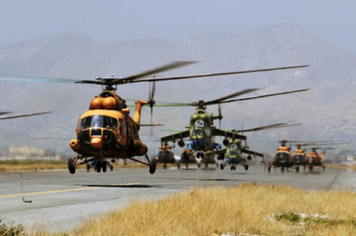 Truyen thong My: Khong quan Afghanistan dang ben bo vuc sup do-Hinh-14