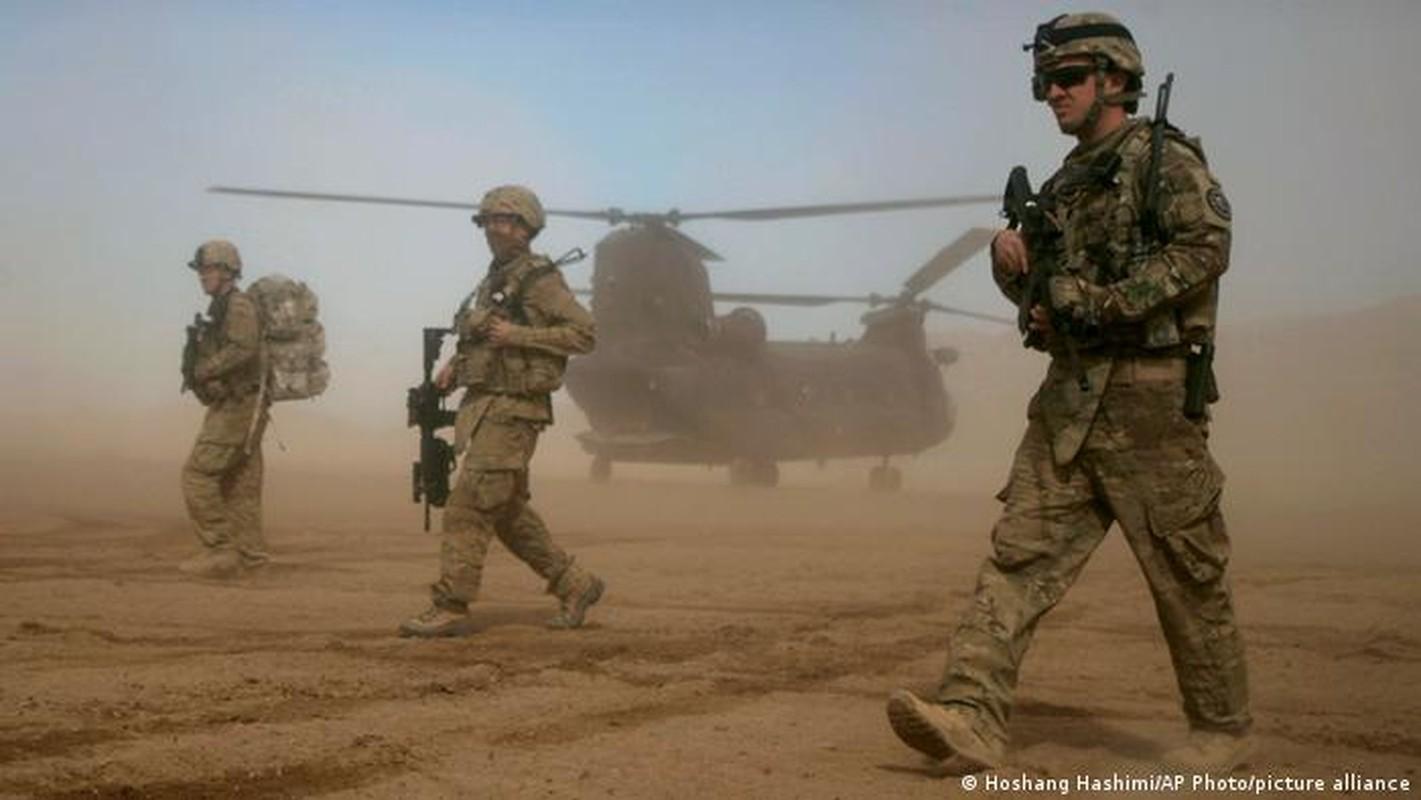 Nhung ly do khien quan doi phuong Tay that bai o Afghanistan