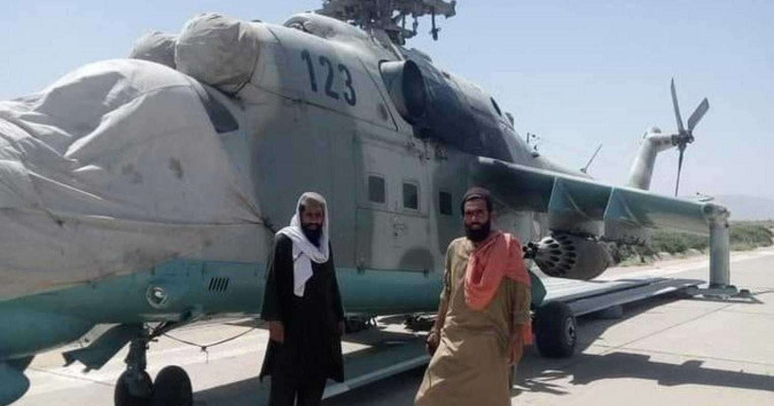 Binh dinh xong Afghanistan, Taliban duoc trang bi toan vu khi My-Hinh-9