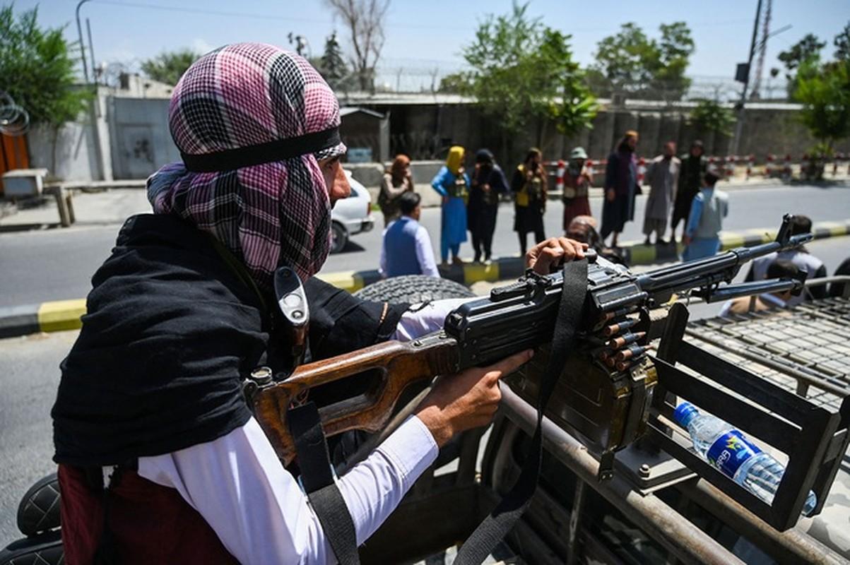 Binh dinh xong Afghanistan, Taliban duoc trang bi toan vu khi My