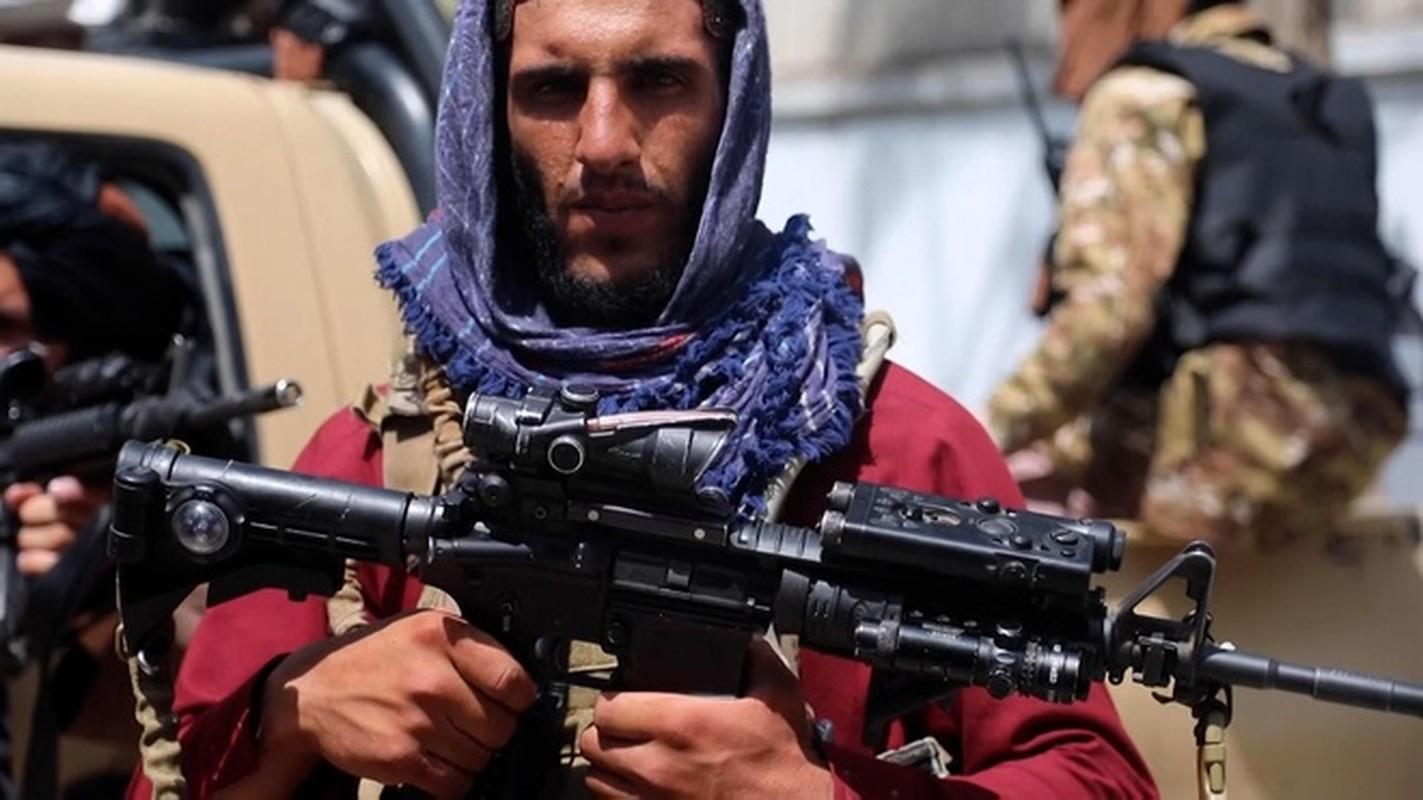 Chinh xac luc luong Taliban da thu bao duoc nhieu vu khi cua My?