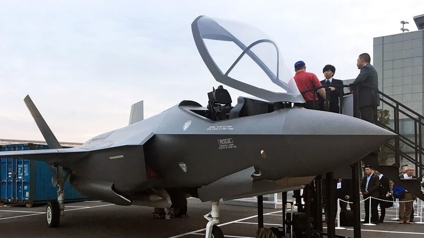 Chien dau co tang hinh KF-21 lieu co du suc sanh ngang F-35?-Hinh-13
