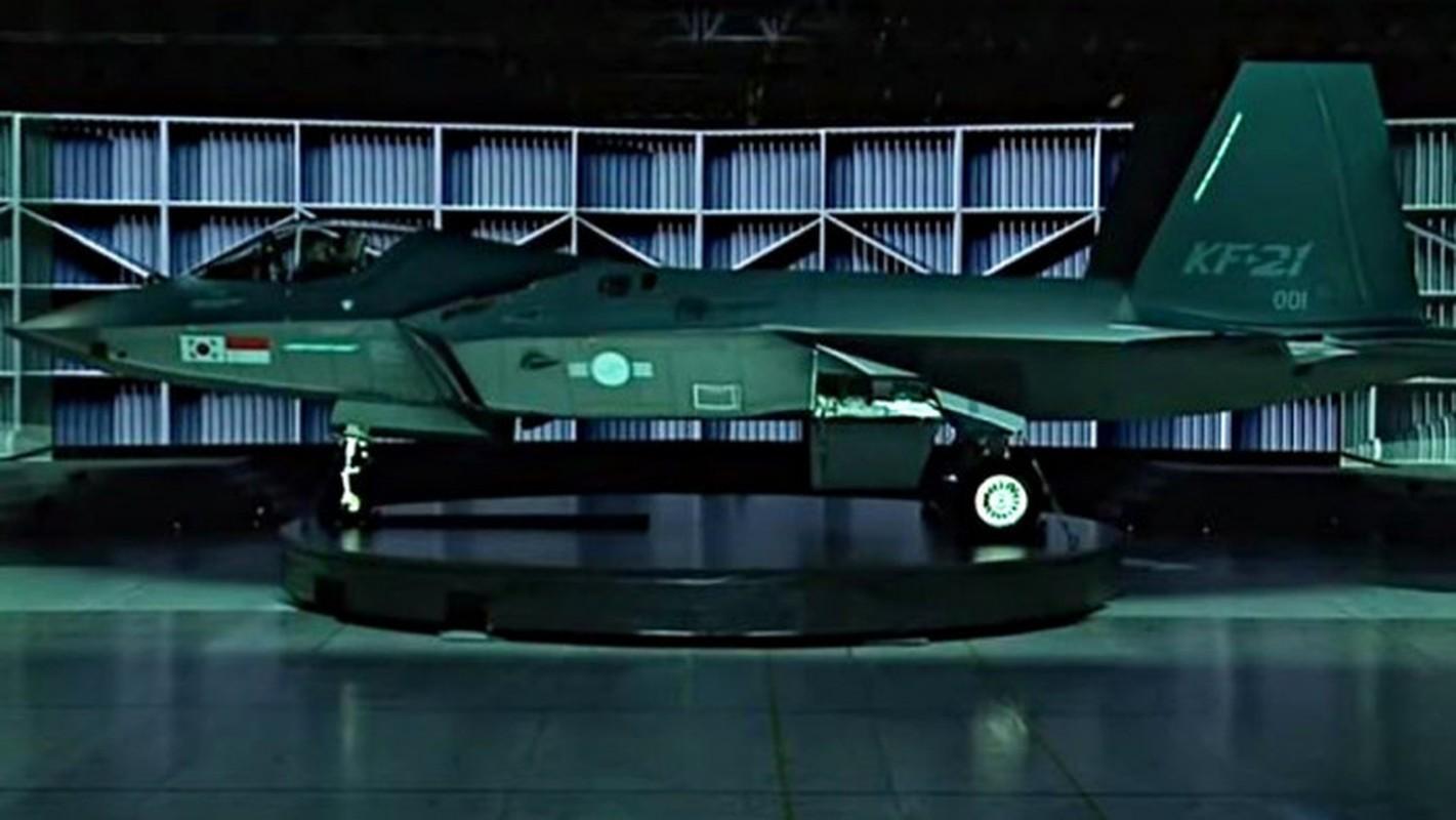 Chien dau co tang hinh KF-21 lieu co du suc sanh ngang F-35?-Hinh-15
