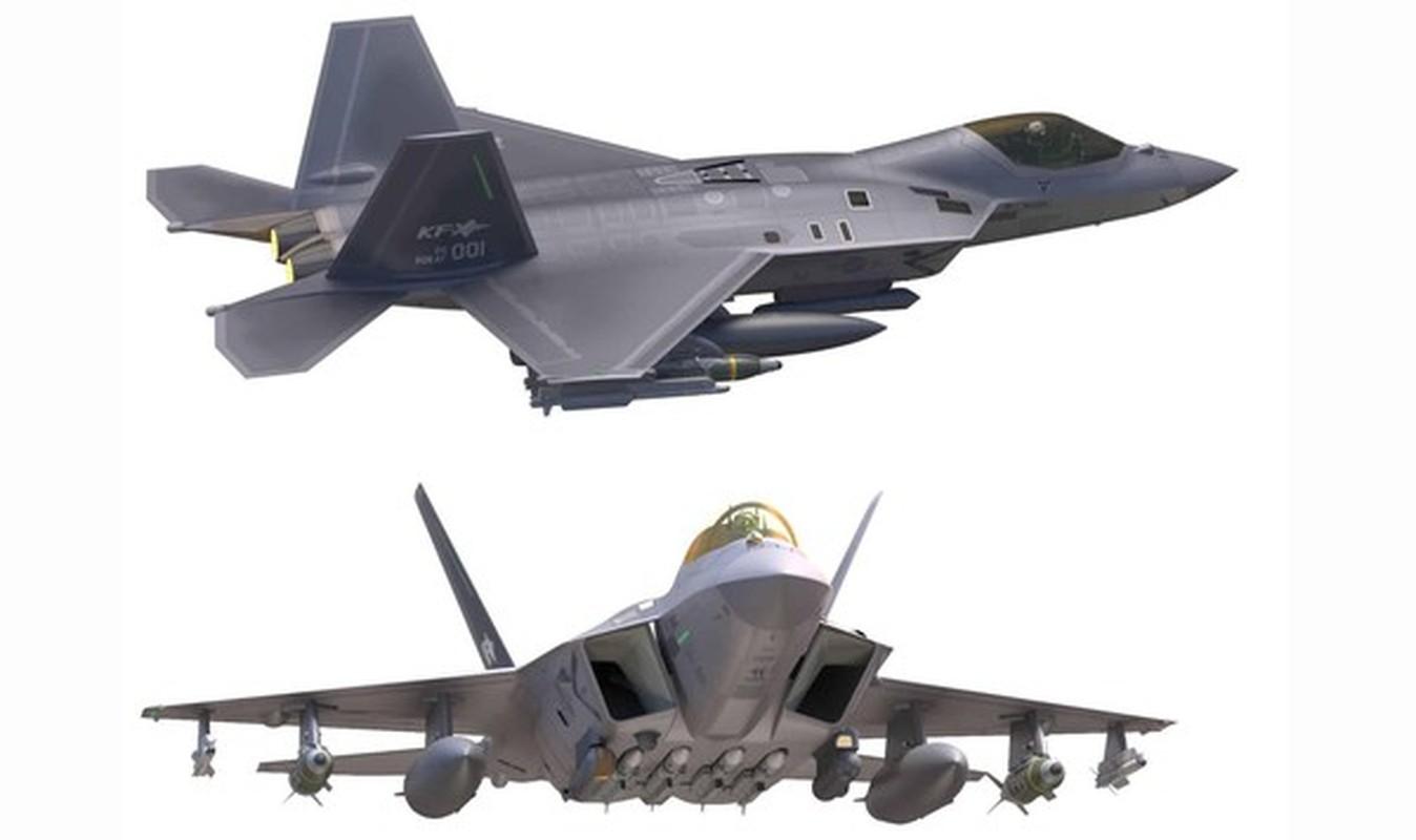 Chien dau co tang hinh KF-21 lieu co du suc sanh ngang F-35?-Hinh-17