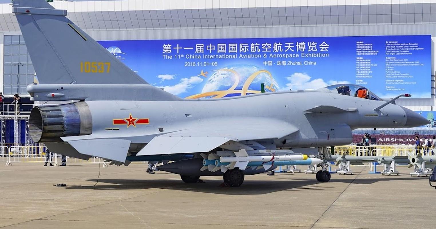 Chien dau co tang hinh KF-21 lieu co du suc sanh ngang F-35?-Hinh-20