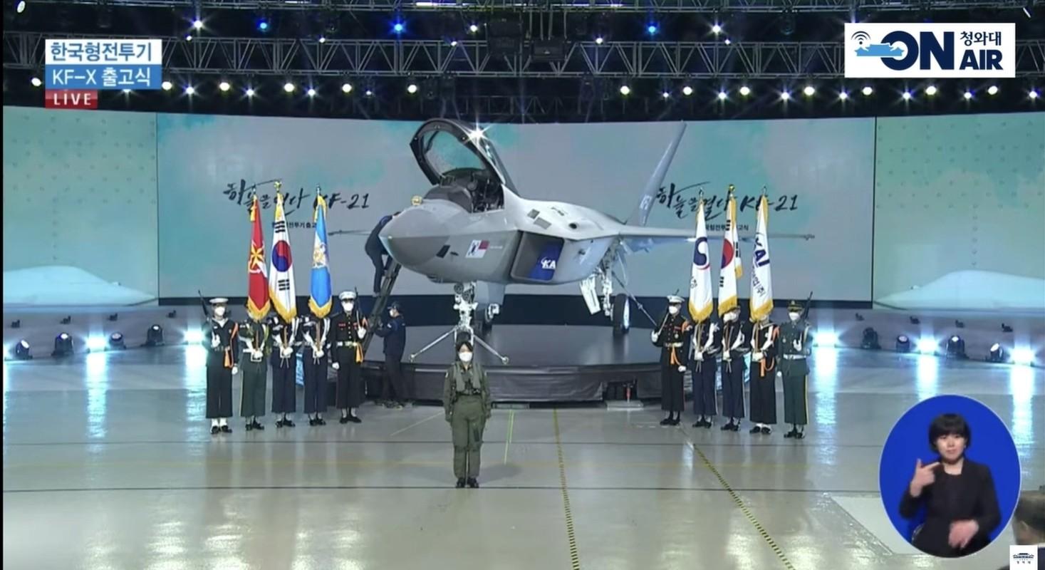 Chien dau co tang hinh KF-21 lieu co du suc sanh ngang F-35?-Hinh-5