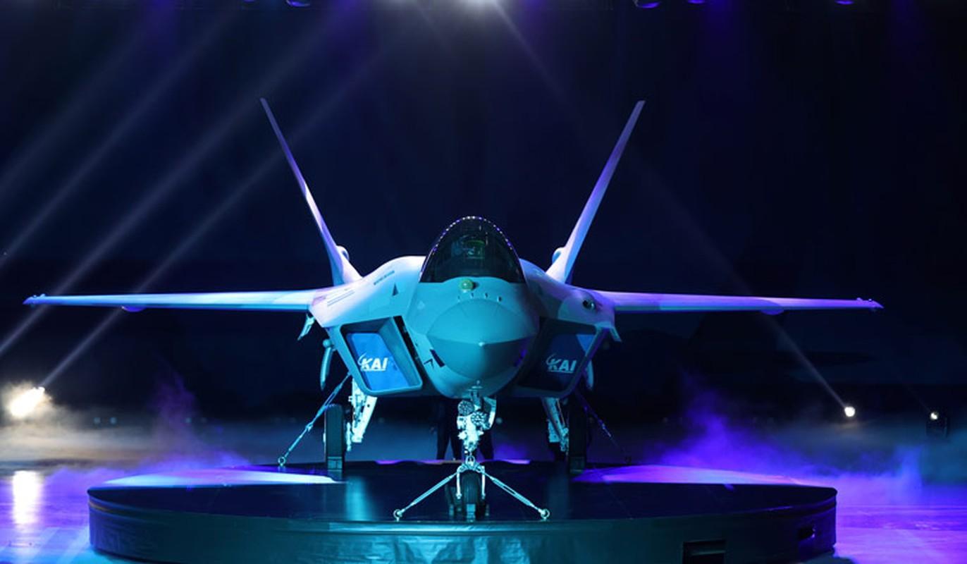 Chien dau co tang hinh KF-21 lieu co du suc sanh ngang F-35?-Hinh-8