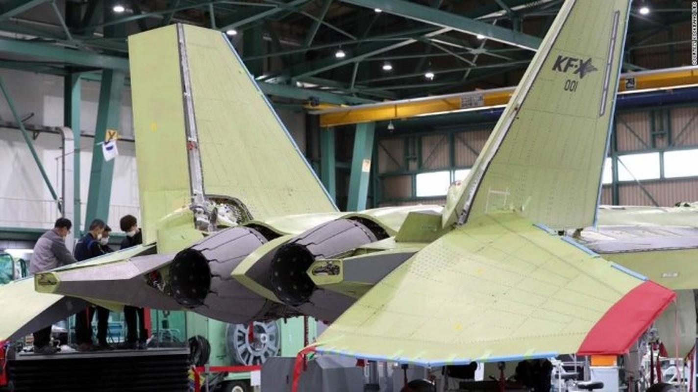 Chien dau co tang hinh KF-21 lieu co du suc sanh ngang F-35?-Hinh-9
