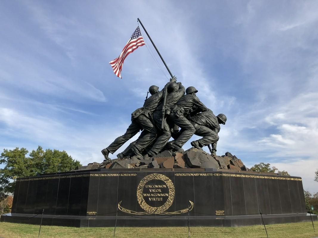 Taliban tai dien canh cam co mo phong su kien Iwo Jima sau 76 nam-Hinh-10