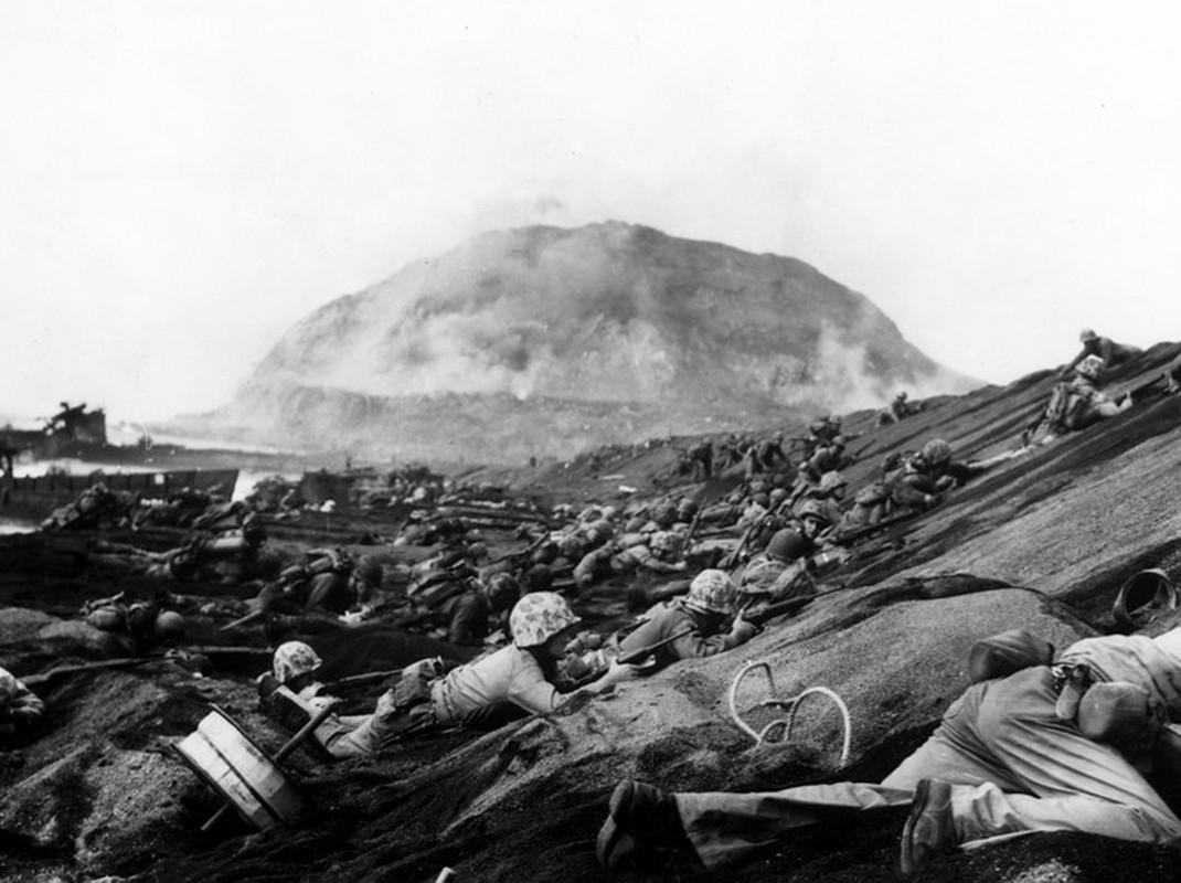 Taliban tai dien canh cam co mo phong su kien Iwo Jima sau 76 nam-Hinh-9