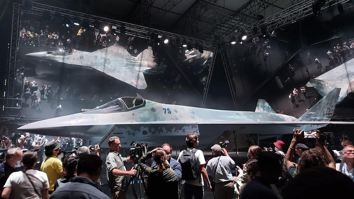 Tiem kich Su-75 Checkmate cua Nga chiu nhieu anh huong tu My-Hinh-10