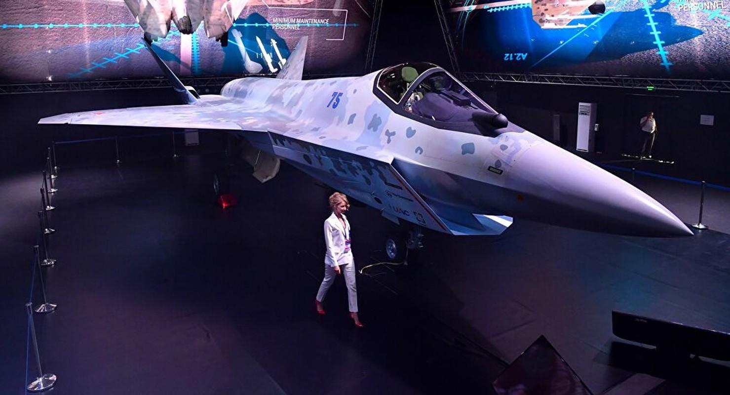 Tiem kich Su-75 Checkmate cua Nga chiu nhieu anh huong tu My-Hinh-8