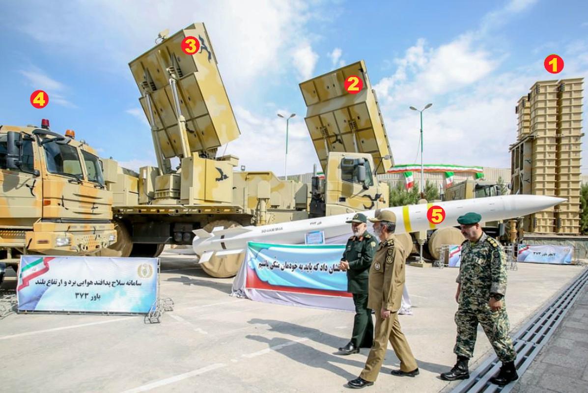"""Iran khoe ten lua """"cua nha trong duoc"""" manh hon ca S-400 Nga-Hinh-17"""