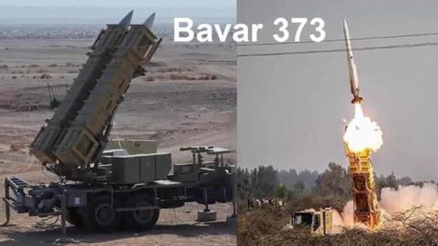 "Iran khoe ten lua ""cua nha trong duoc"" manh hon ca S-400 Nga"