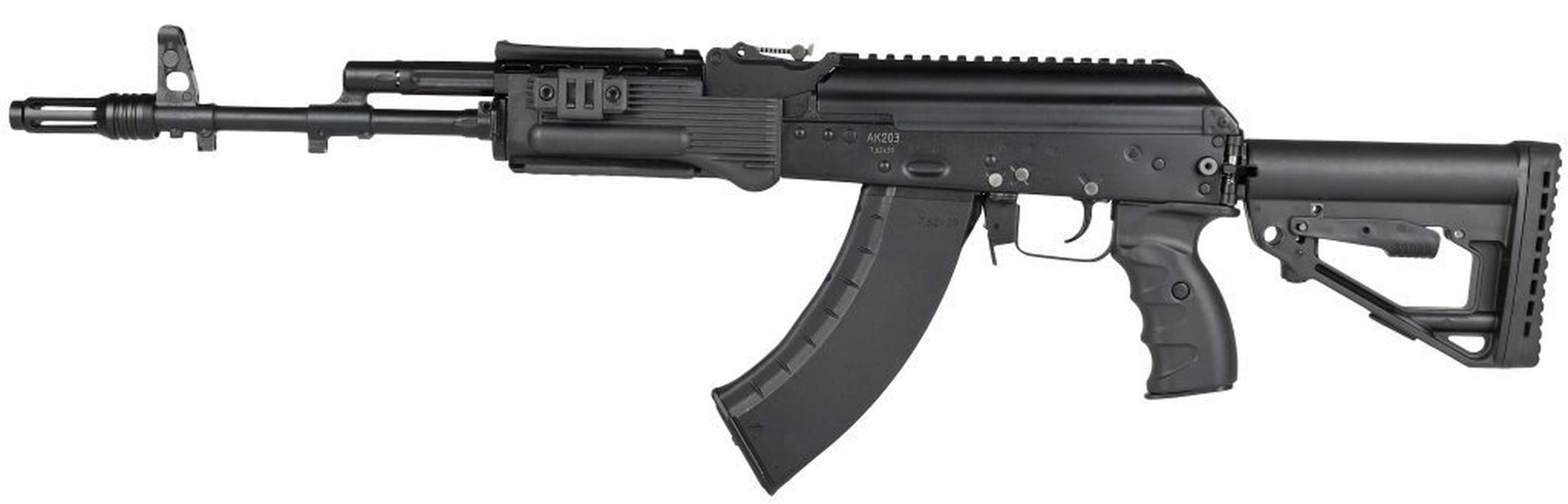Afghanistan khien An Do yeu cau Nga cung cap khan mot lo AK-203-Hinh-11