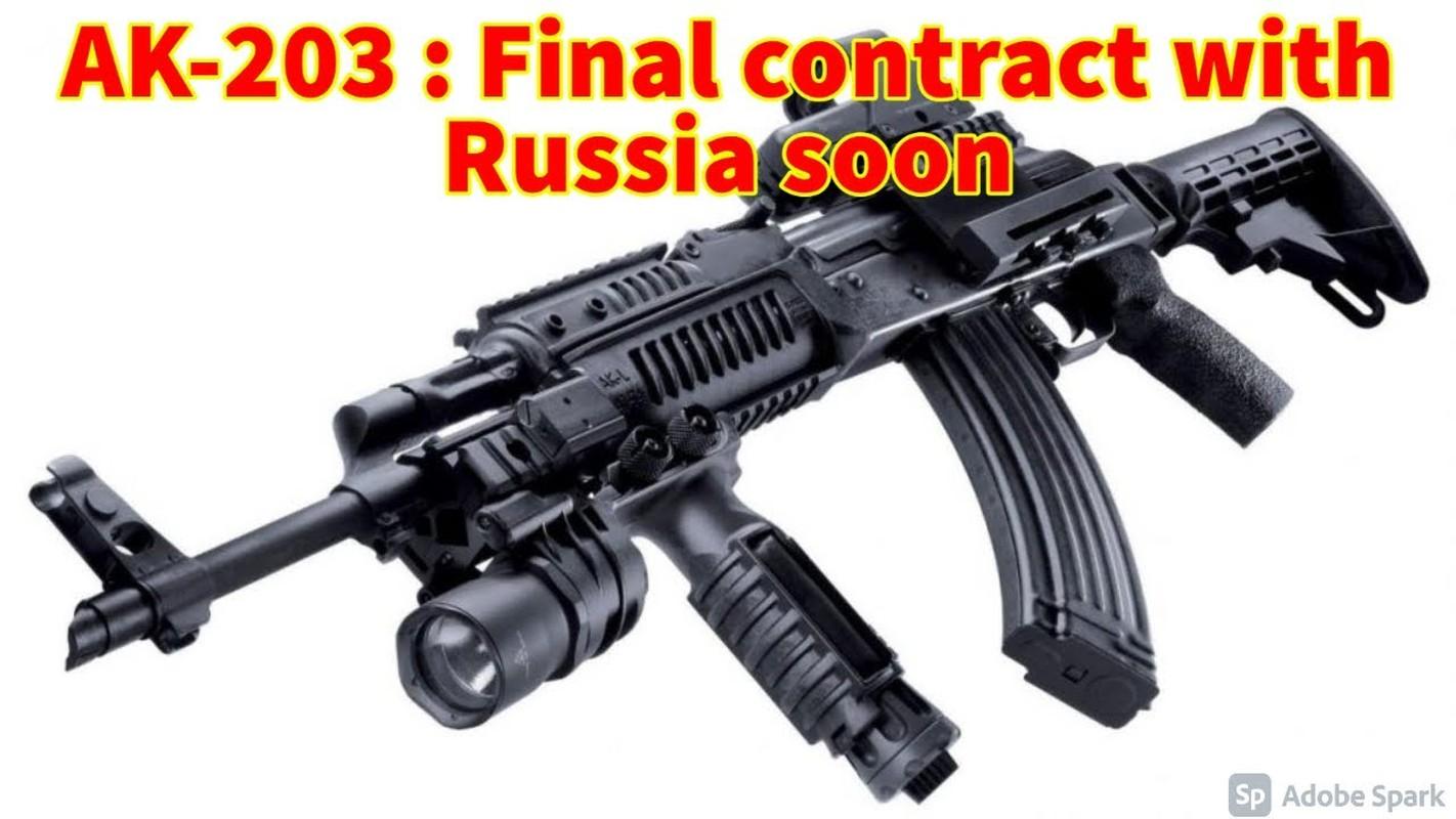 Afghanistan khien An Do yeu cau Nga cung cap khan mot lo AK-203-Hinh-12