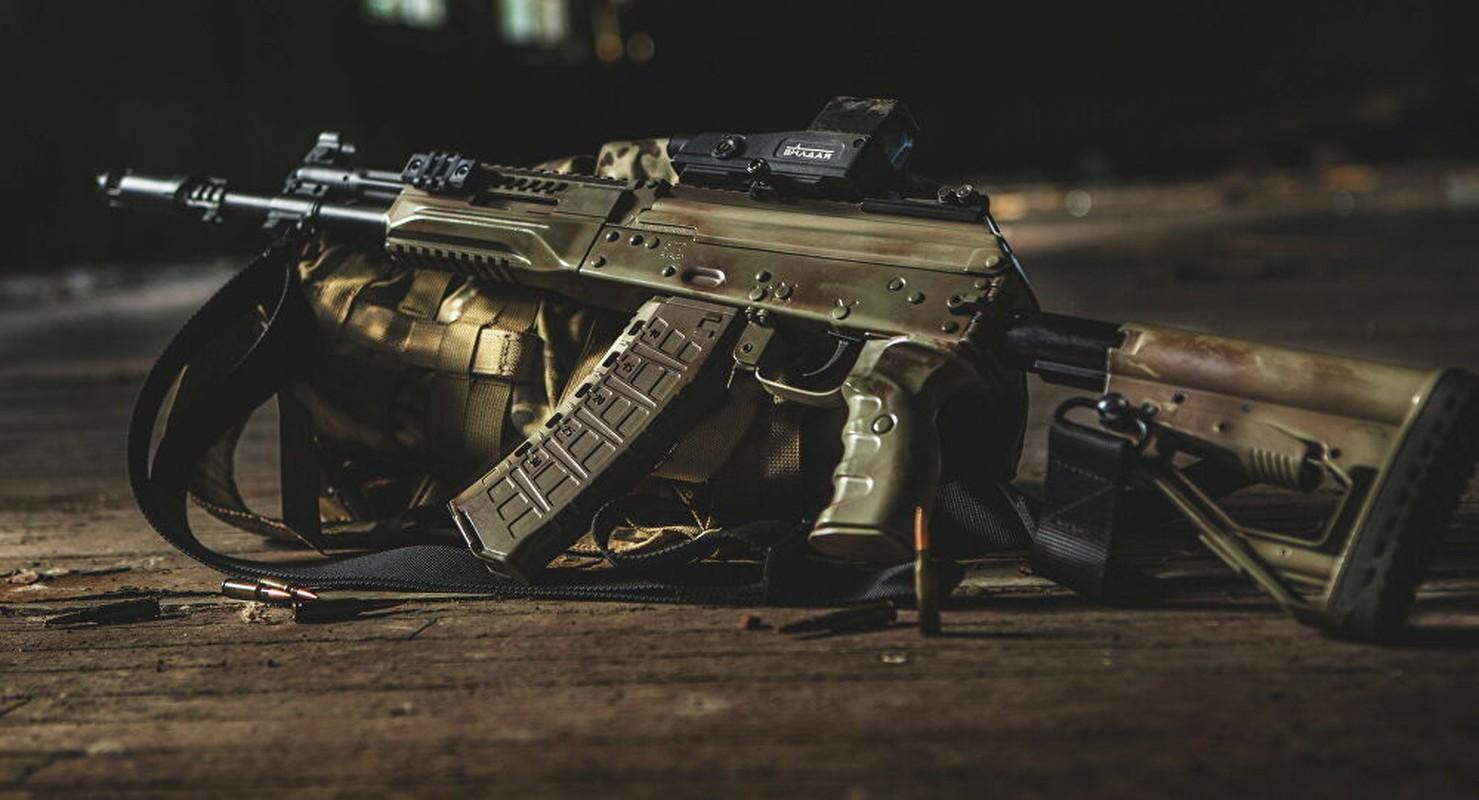 Afghanistan khien An Do yeu cau Nga cung cap khan mot lo AK-203-Hinh-14