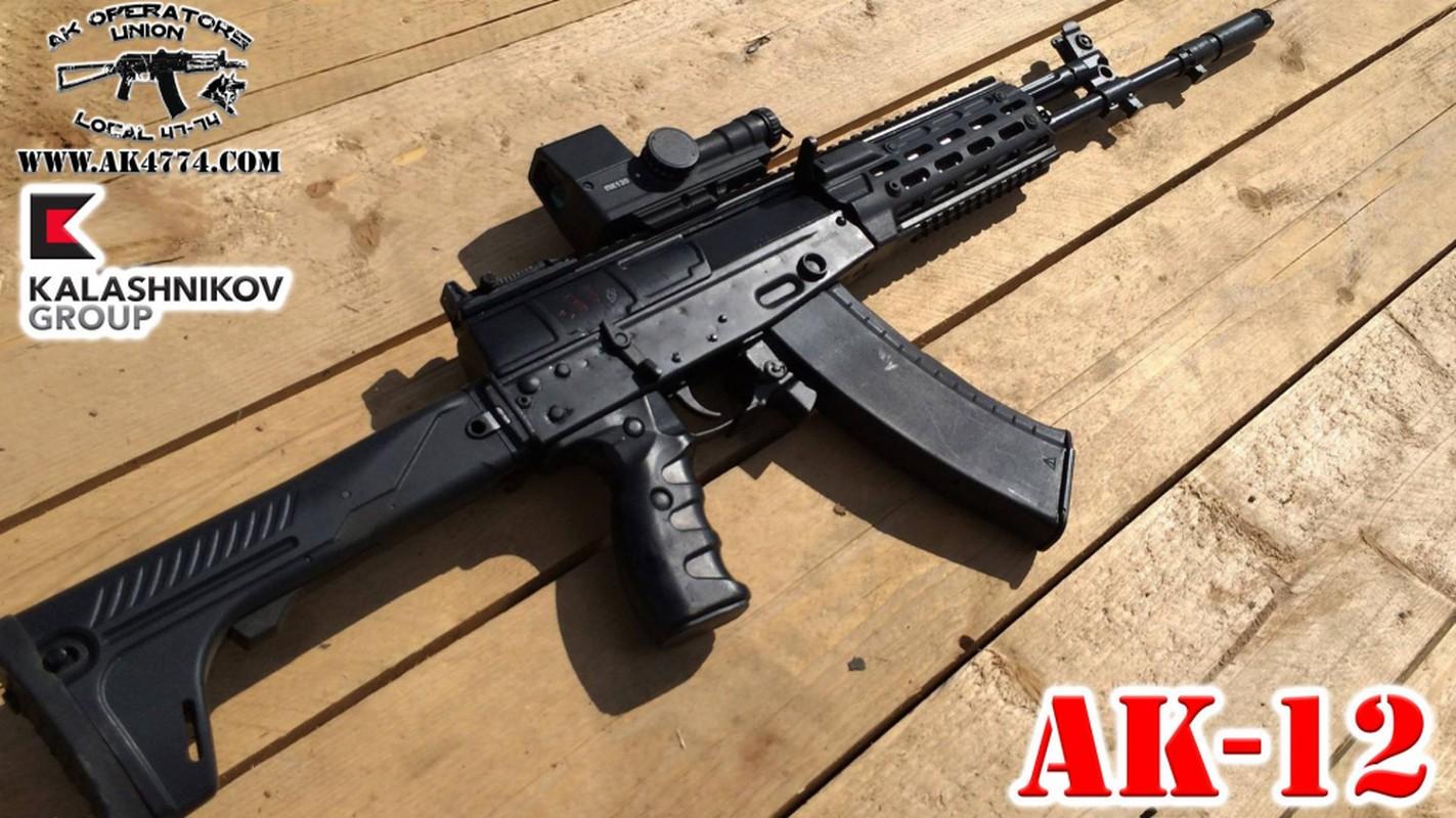 Afghanistan khien An Do yeu cau Nga cung cap khan mot lo AK-203-Hinh-16