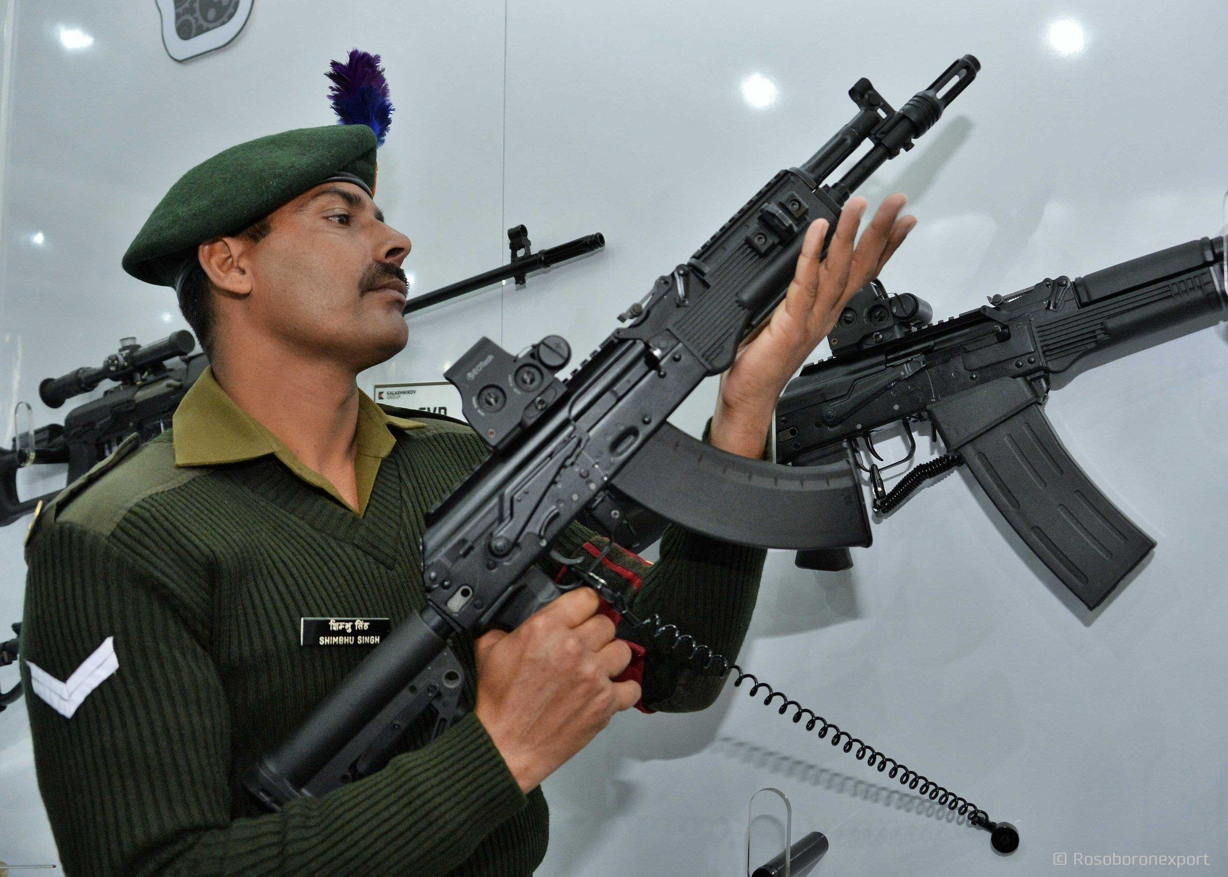 Afghanistan khien An Do yeu cau Nga cung cap khan mot lo AK-203-Hinh-4