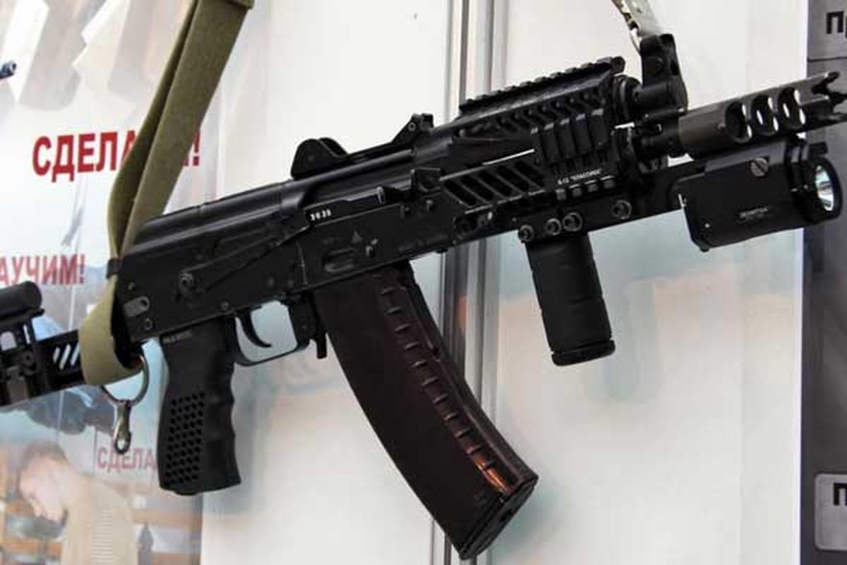Afghanistan khien An Do yeu cau Nga cung cap khan mot lo AK-203-Hinh-8