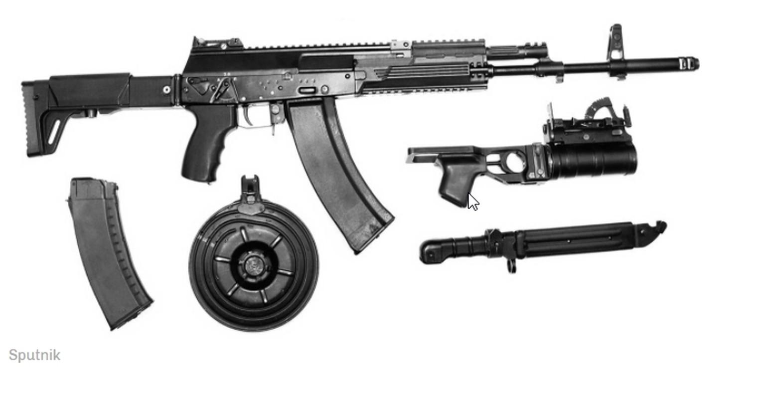 Nga chinh thuc trang bi sieu sung tuong tan cong AK-12 cho toan quan-Hinh-10