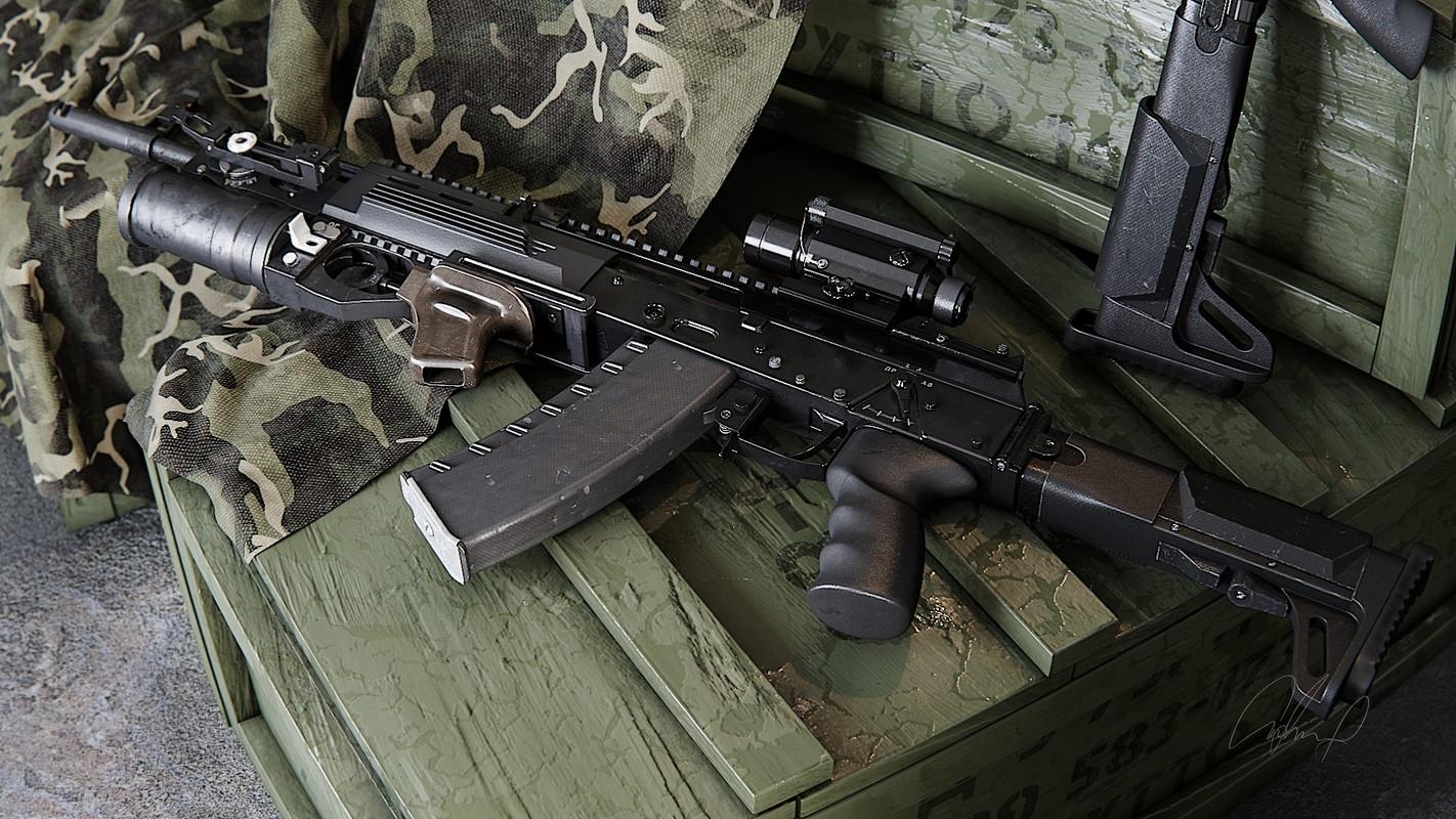 Nga chinh thuc trang bi sieu sung tuong tan cong AK-12 cho toan quan-Hinh-14