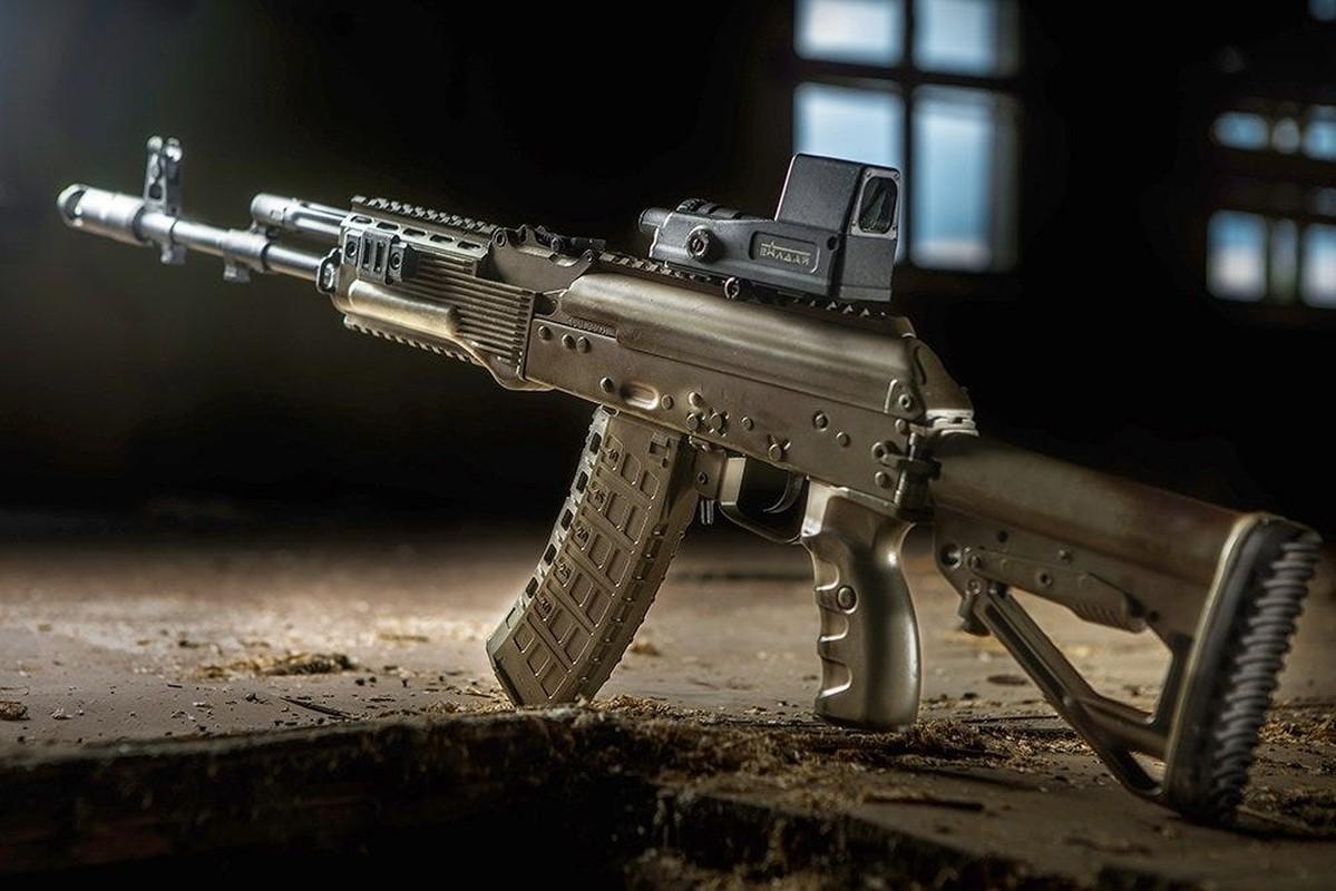 Nga chinh thuc trang bi sieu sung tuong tan cong AK-12 cho toan quan-Hinh-6