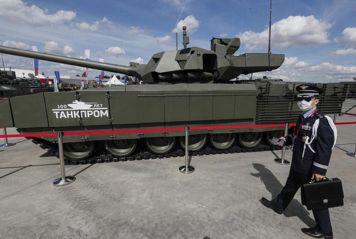 Vu khi Nga ban chay