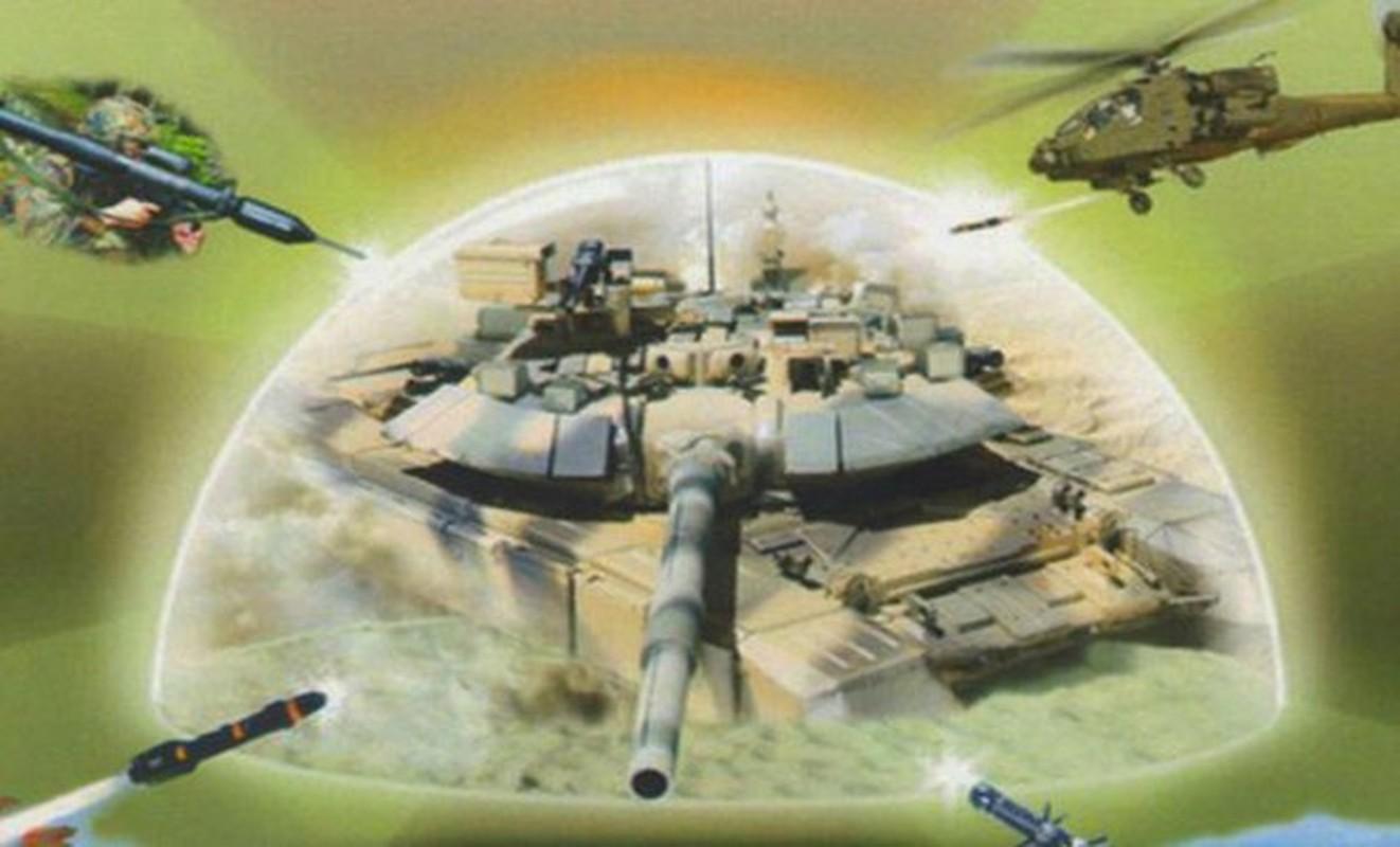 Sieu tang T-14 Armata co chiu duoc dan xuyen giap uranium ngheo cua My?-Hinh-14