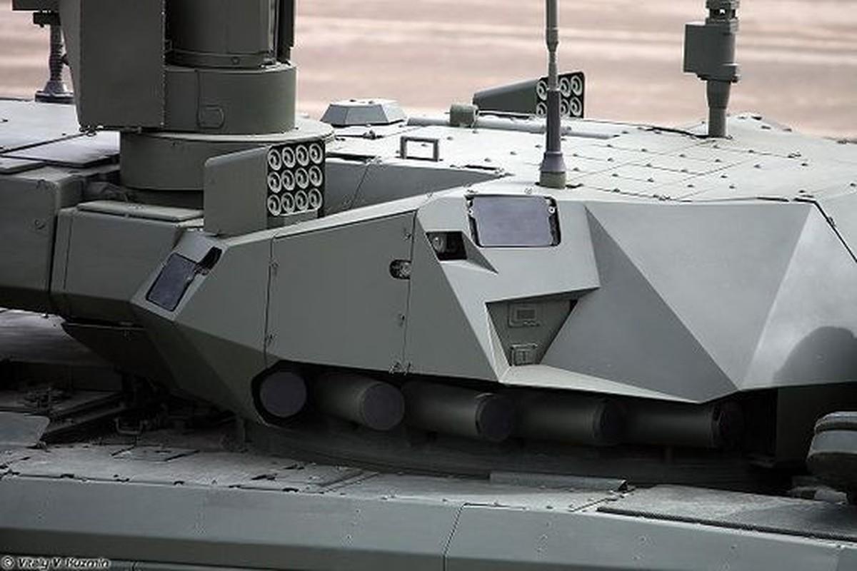 Sieu tang T-14 Armata co chiu duoc dan xuyen giap uranium ngheo cua My?-Hinh-16