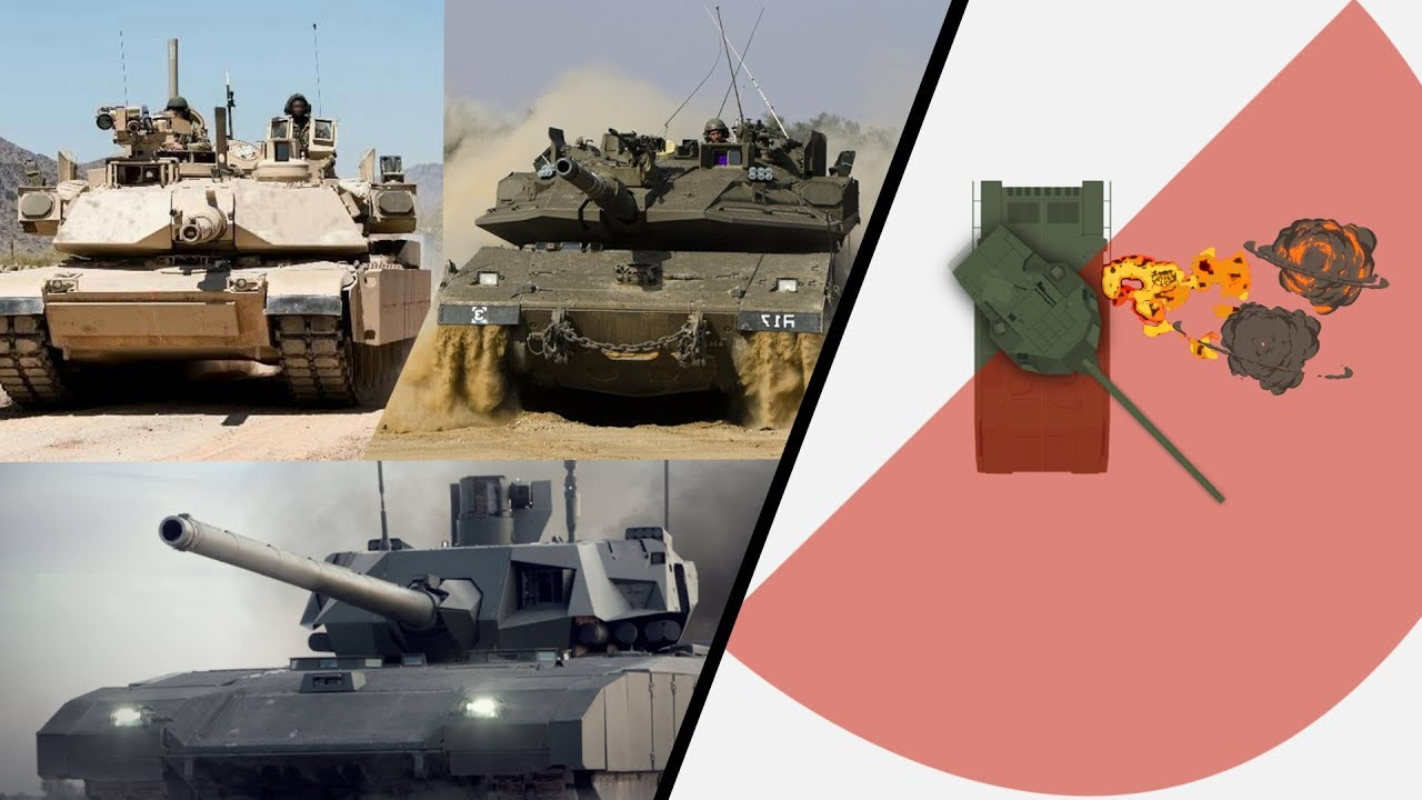 Sieu tang T-14 Armata co chiu duoc dan xuyen giap uranium ngheo cua My?-Hinh-17