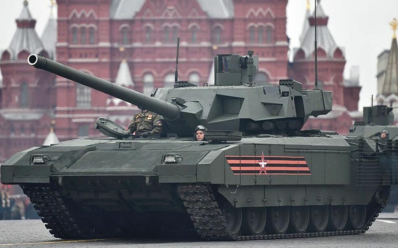 Sieu tang T-14 Armata co chiu duoc dan xuyen giap uranium ngheo cua My?-Hinh-3