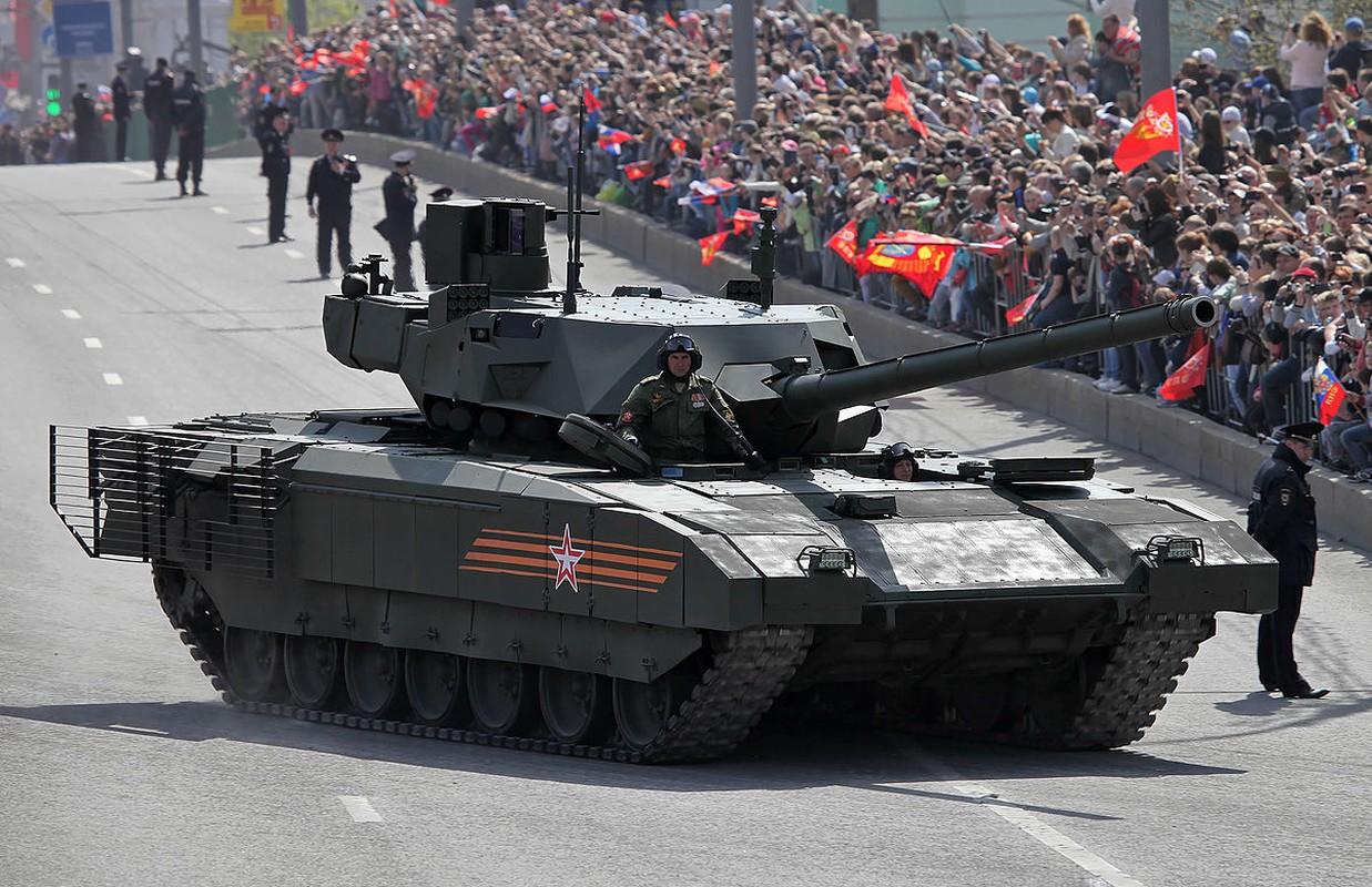 Sieu tang T-14 Armata co chiu duoc dan xuyen giap uranium ngheo cua My?-Hinh-4