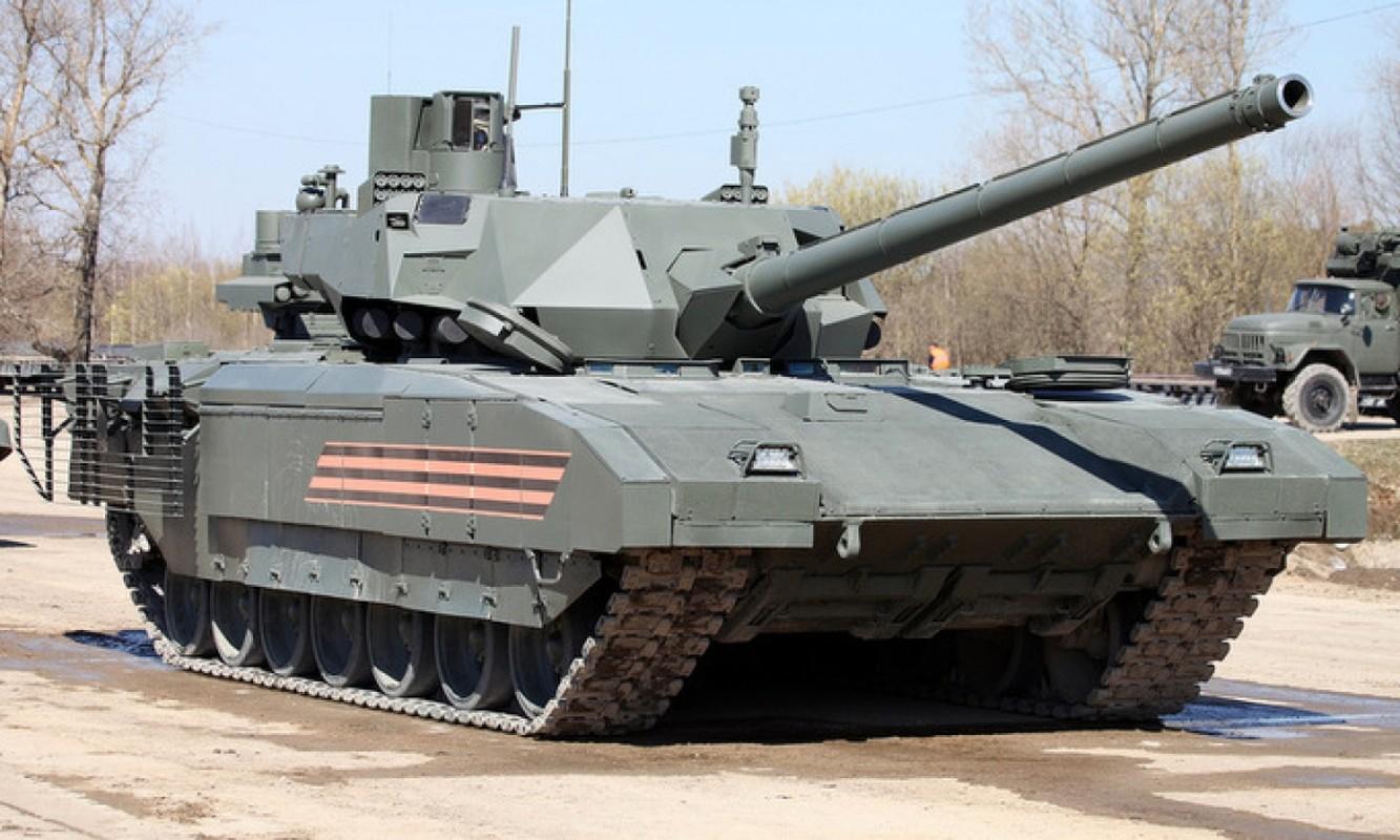 Sieu tang T-14 Armata co chiu duoc dan xuyen giap uranium ngheo cua My?