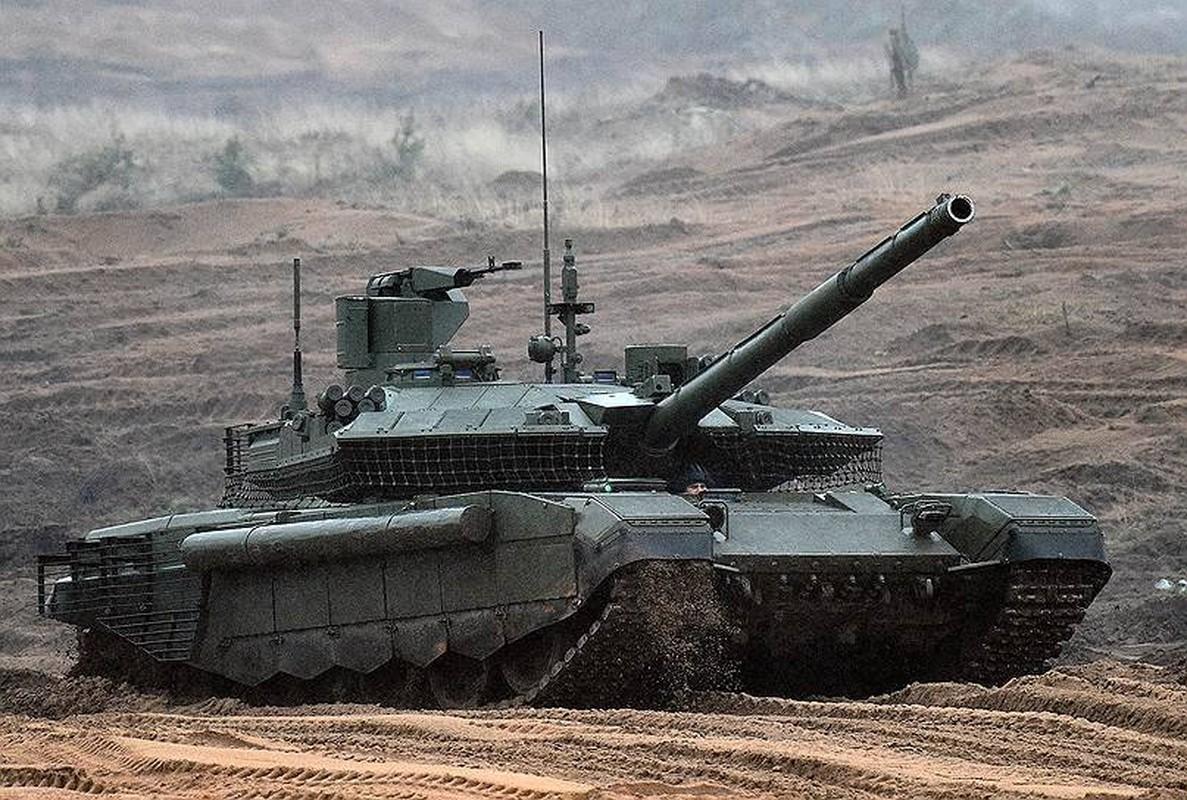 Viet Nam dung dau danh sach khach hang tiem nang cua xe tang T-90MS