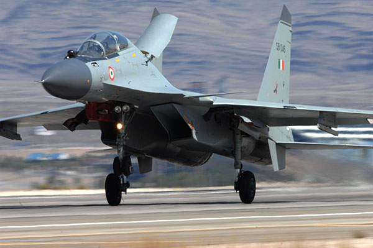 Nhat Ban tap tran voi Su-30MKI cua An Do de doi pho Trung Quoc-Hinh-4