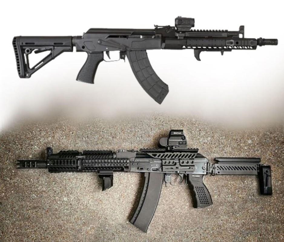 """Kiem tra khau AK """"Alfa FSB"""" duoc trang bi cho dac nhiem Alfa-Hinh-11"""