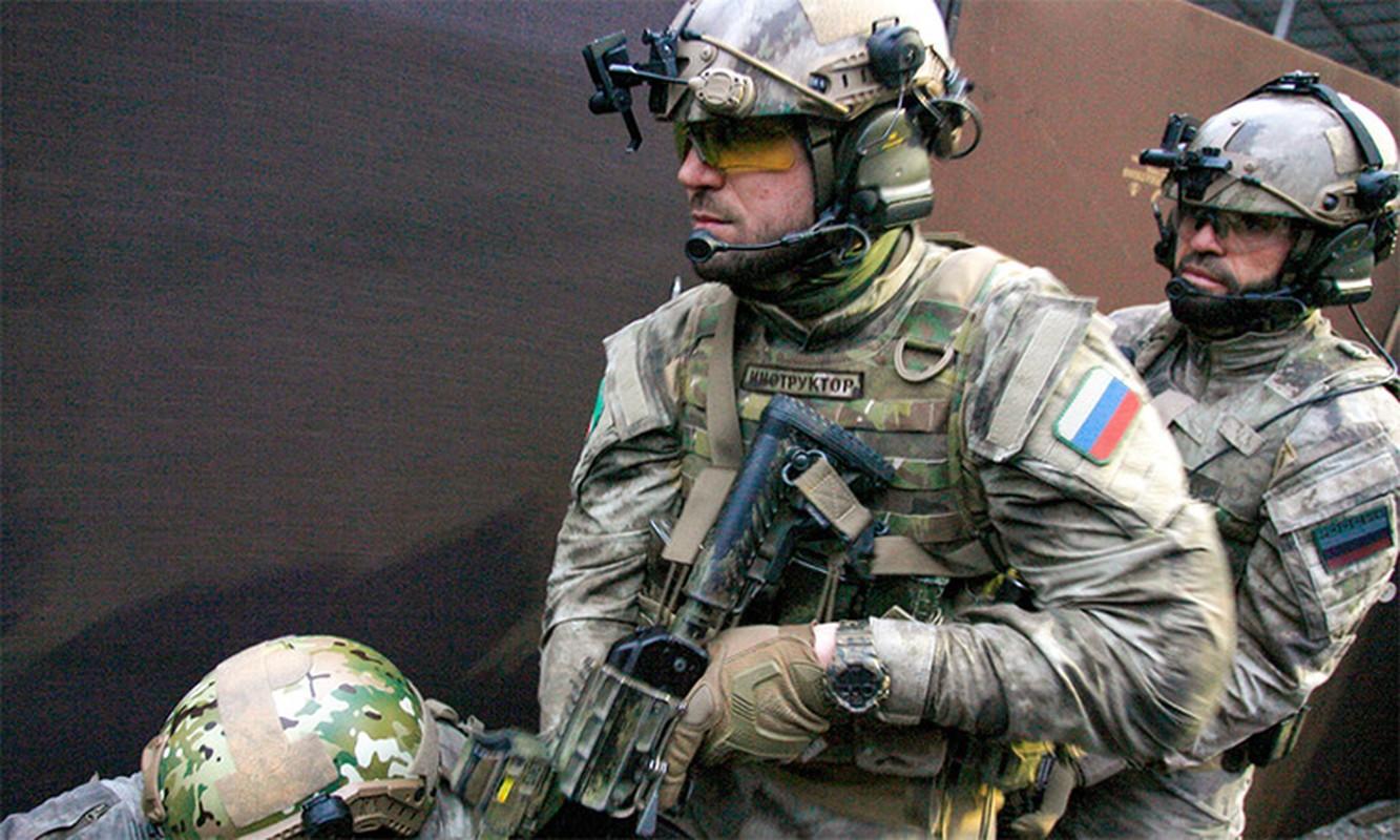 """Kiem tra khau AK """"Alfa FSB"""" duoc trang bi cho dac nhiem Alfa-Hinh-2"""