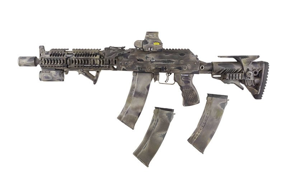 """Kiem tra khau AK """"Alfa FSB"""" duoc trang bi cho dac nhiem Alfa-Hinh-9"""