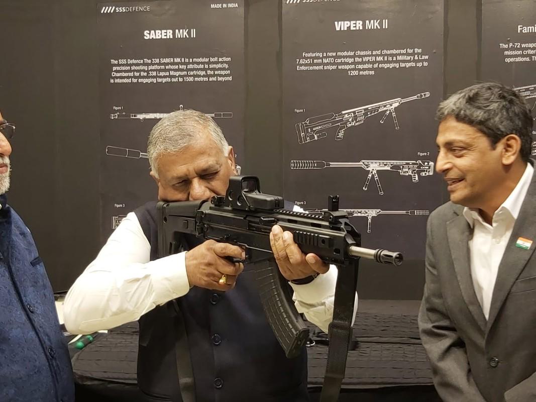 Ly do An Do mua AK-203 Nga ma khong dung do