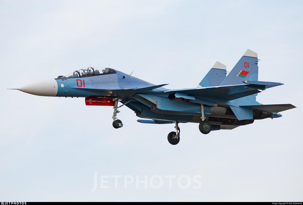 Tiem kich Su-30SM tro thanh chien dau co chu luc tiep theo cua Belarus?-Hinh-12