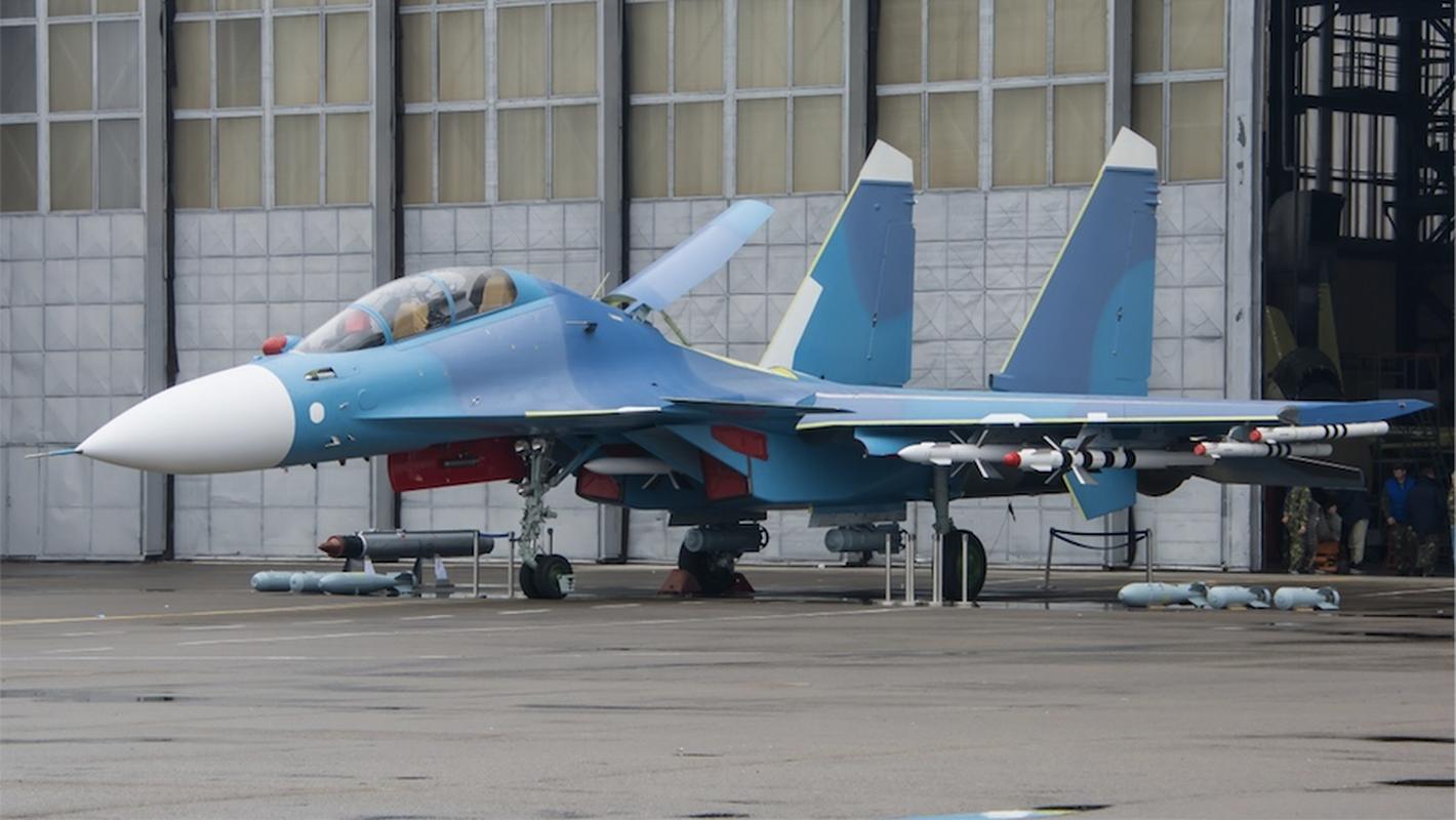 Tiem kich Su-30SM tro thanh chien dau co chu luc tiep theo cua Belarus?-Hinh-14