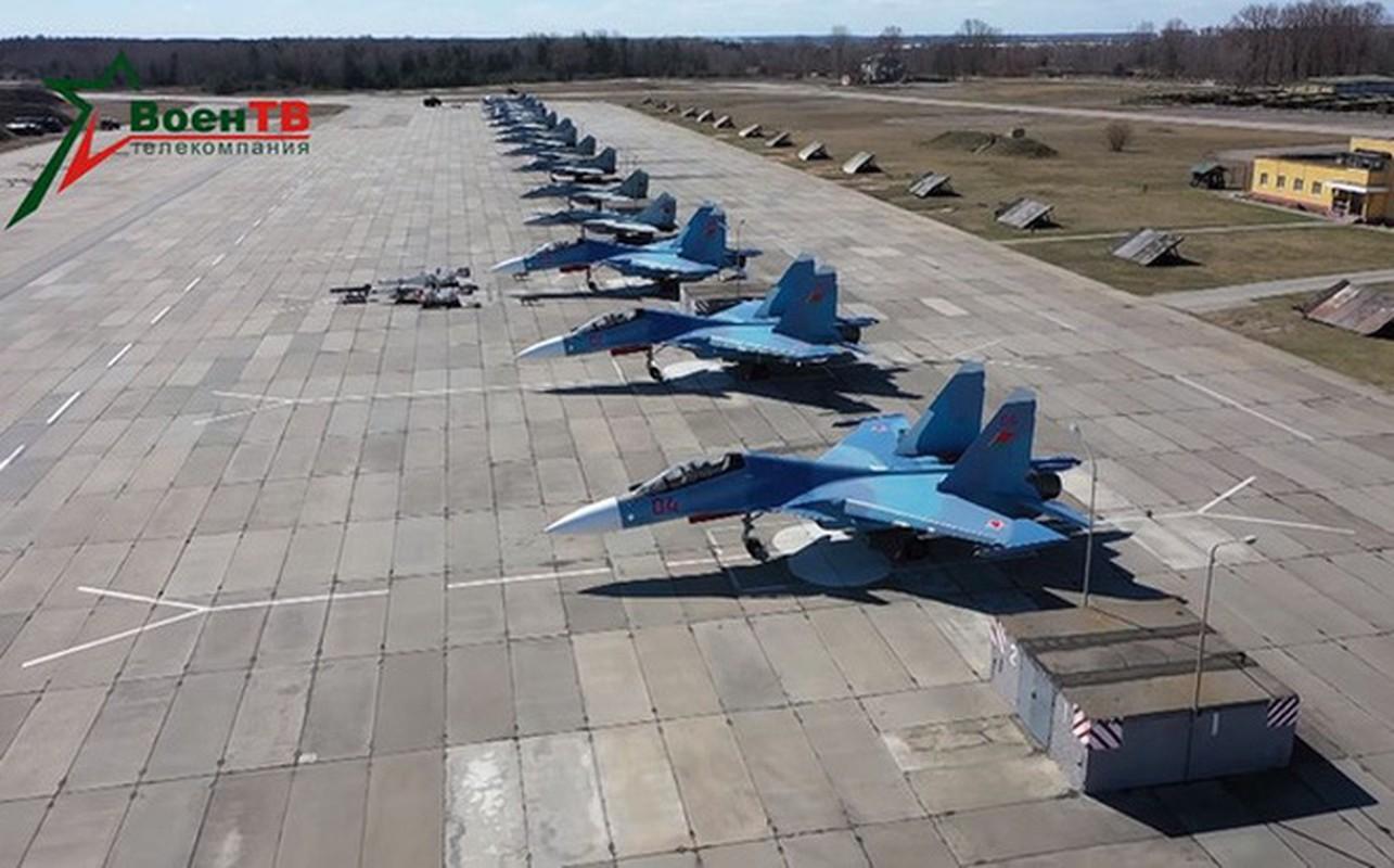 Tiem kich Su-30SM tro thanh chien dau co chu luc tiep theo cua Belarus?-Hinh-18