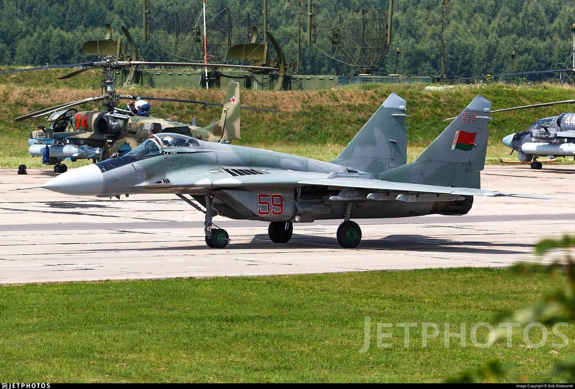 Tiem kich Su-30SM tro thanh chien dau co chu luc tiep theo cua Belarus?-Hinh-4