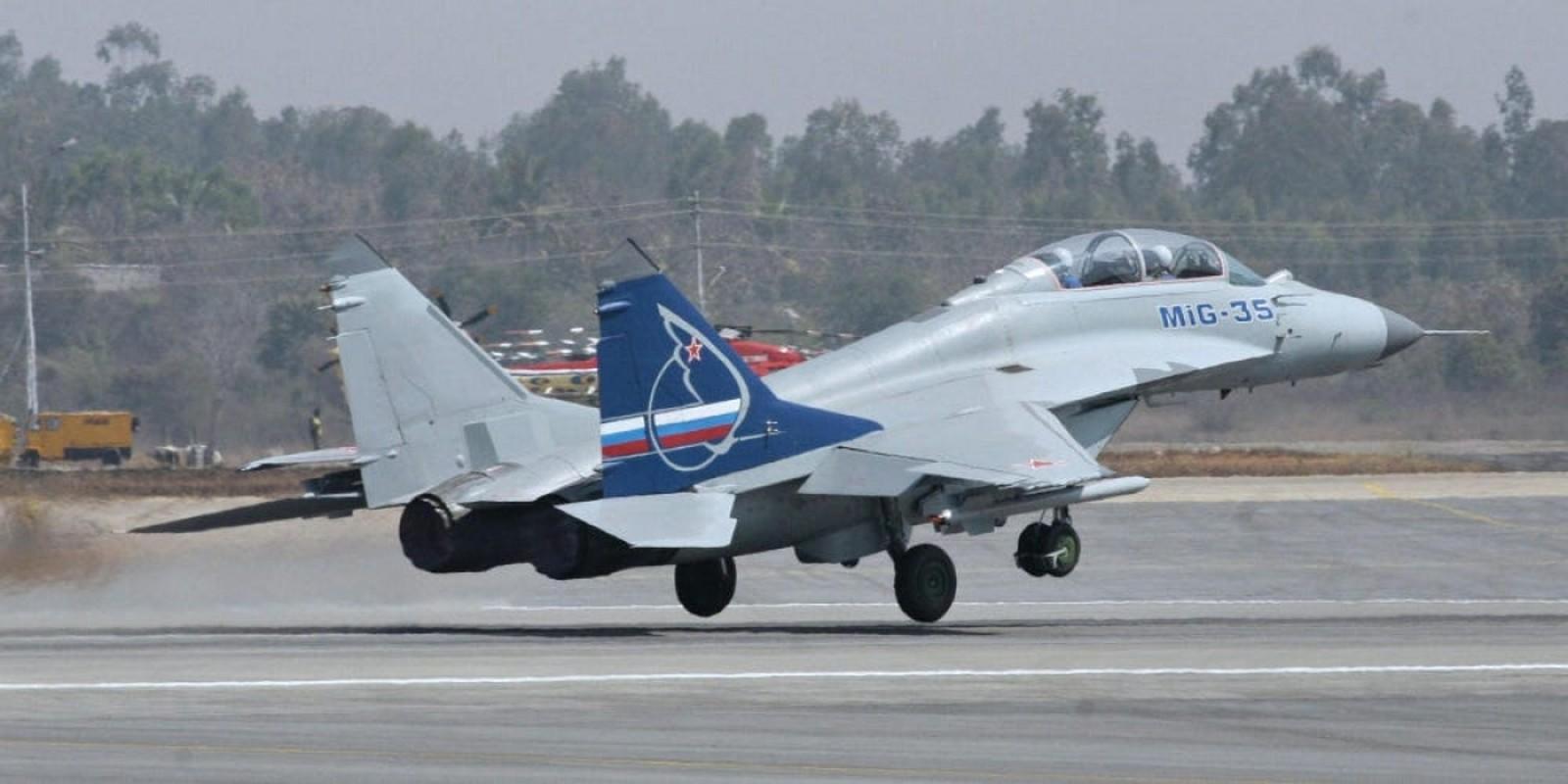 Tiem kich Su-30SM tro thanh chien dau co chu luc tiep theo cua Belarus?-Hinh-9