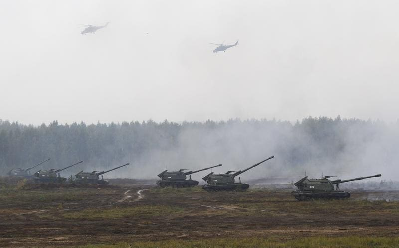 Nga tap tran Zapad-2021, Ba Lan ban bo tinh trang khan cap-Hinh-4