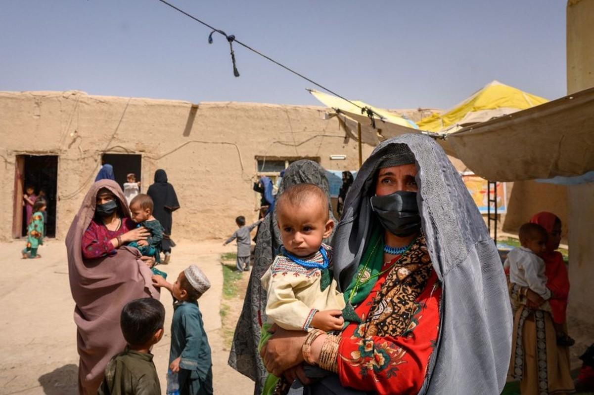 Afghanistan: Sung ong va bao luc tran lan khi Taliban nam quyen-Hinh-12