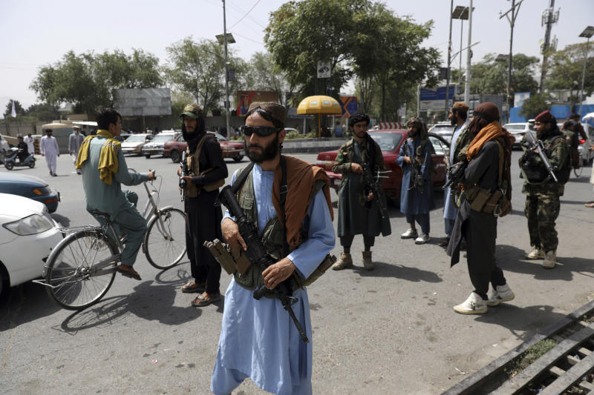 Afghanistan: Sung ong va bao luc tran lan khi Taliban nam quyen-Hinh-6