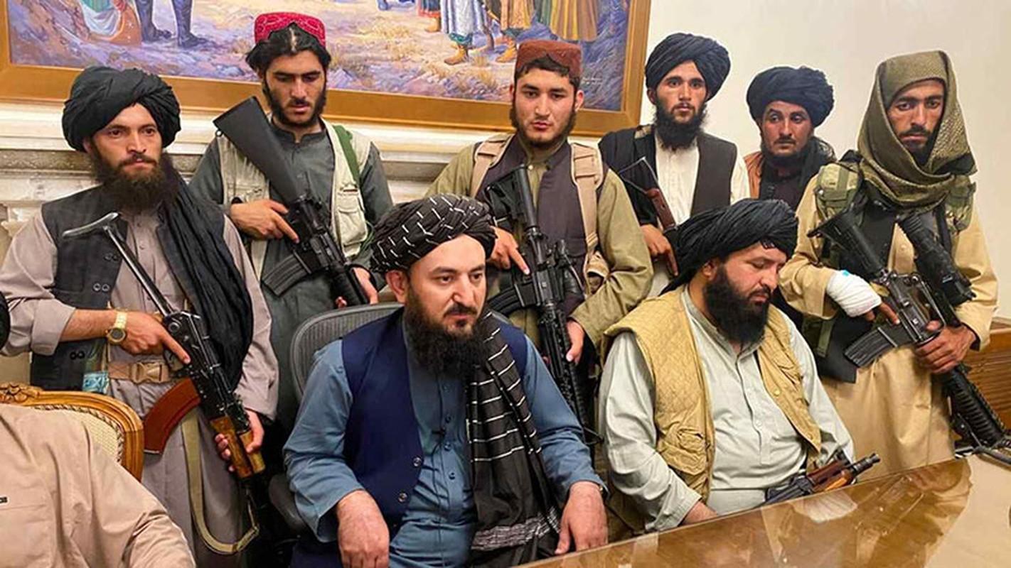 Afghanistan: Sung ong va bao luc tran lan khi Taliban nam quyen