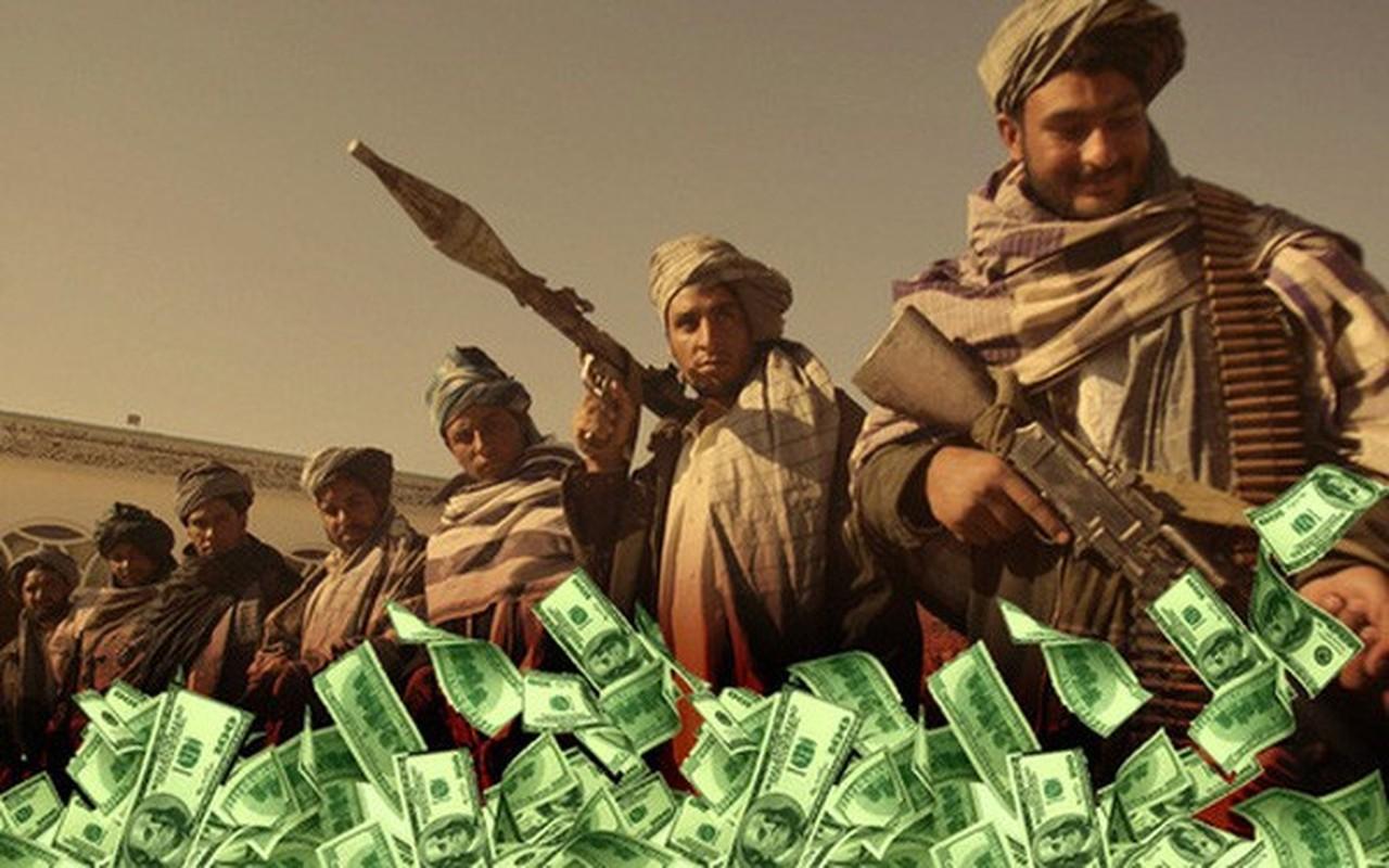 My sung sot voi kha nang kiem tien cua to chuc Taliban-Hinh-2